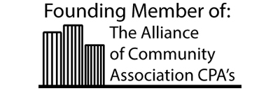 Founding Member of The Alliance of Community Association of CPA's